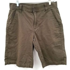 The North Face Outdoors Shorts Mens 32 Long Inseam